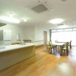 2階共同生活室(食堂)